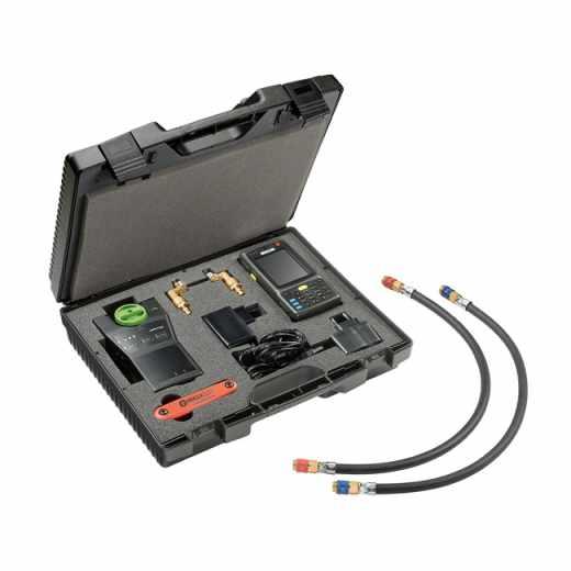 130 - Misuratore elettronico di differenza di pressione e di portata