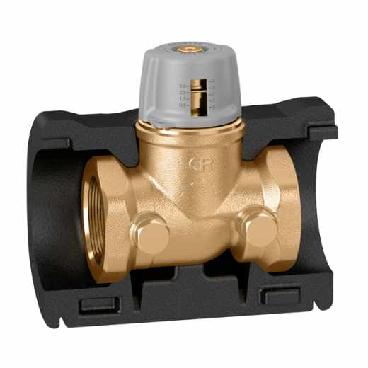 "142 - Shut-off and pre-regulation valve. 1 1/4""- 2"""