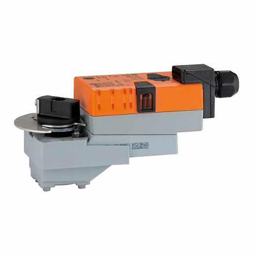 145 - Atuador proporcional rotativo para válvula de regulaçãosérie 145