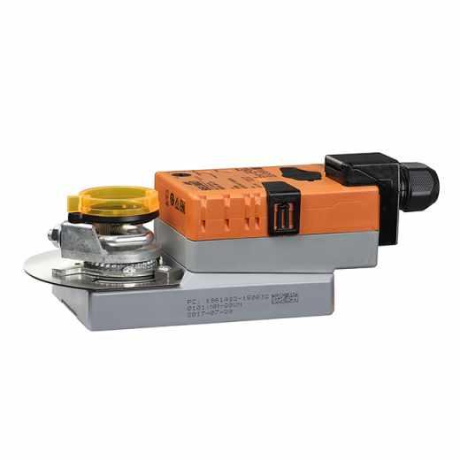 146 - Rotacijski proporcionalni pogon za regulacijski ventil s prirobničnimi priključki
