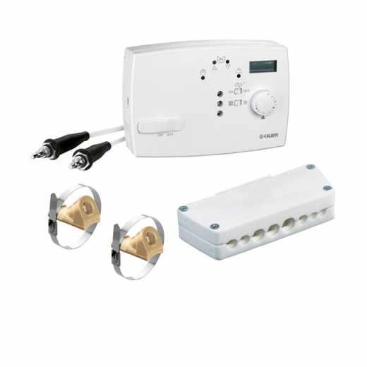 161 - Regulador digital para aquecimento e arrefecimento