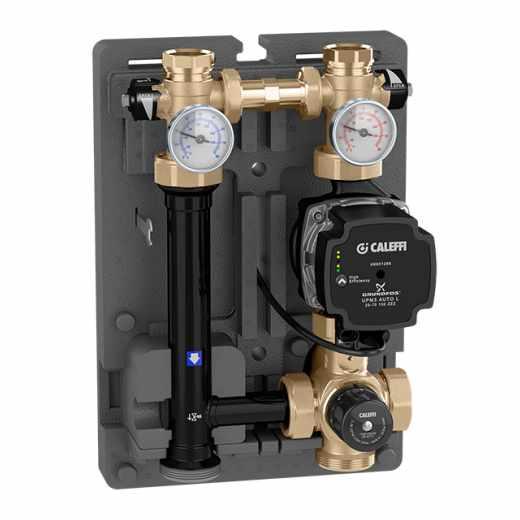 166 - Enota za termostatsko regulacijo naprav za ogrevanje