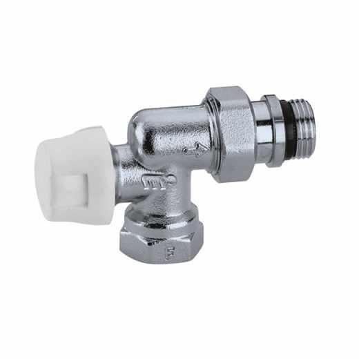 224 - Valvola termostatica reversa, per tubo in ferro