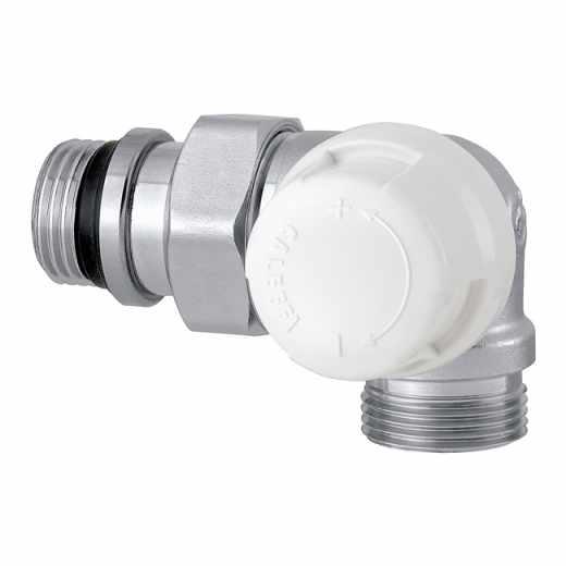 226 - Valvola termostatica doppia squadra. Versione destra