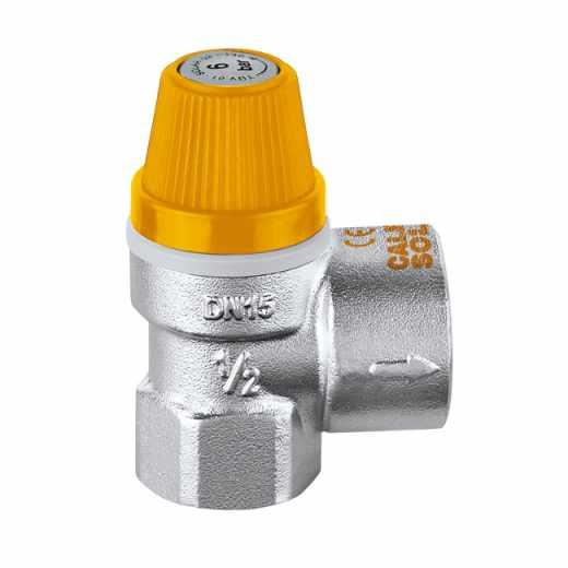 253 - Предпазен клапан за соларни термални системи