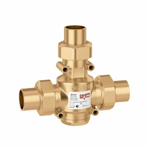 280 - ThermoProtec™ Thermostatic Mixing Valve, High-flow (sweat)