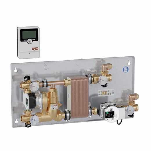F29636 Termostato di ricambio per valvola anticondensa taratura 70/°C CALEFFI