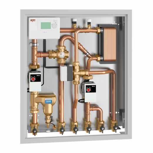 2851 - Grupo de ligação e gestão de energia, versão aquecimento