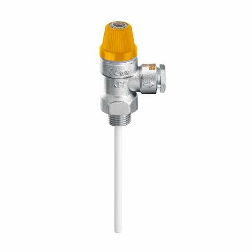 309 - Solar - Kombinirani sigurnosni ventil, za temperaturu i tlak