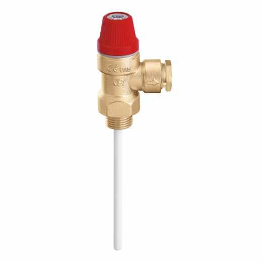 309 - Teplotný a tlakový poistný ventil