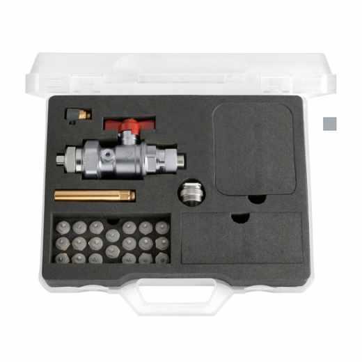 """3872 - Kit vervangingspatronen voor radiatorventielen met aansluiting 3/8"""" en 1/2"""""""