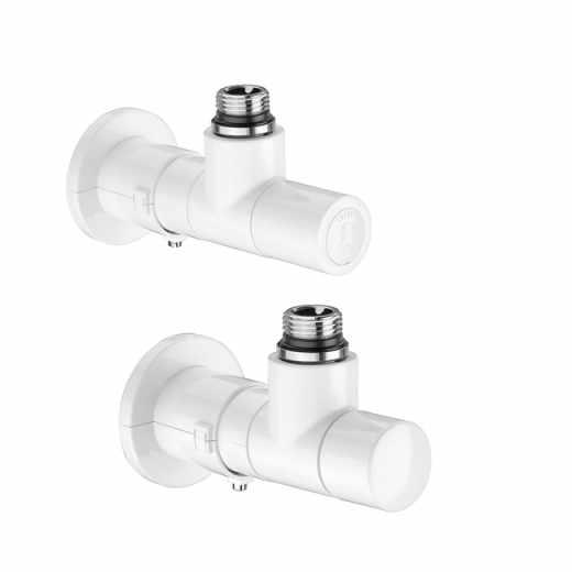 4001 - Ugaoni radijatorski ventil i navijak - HIGH-STYLE