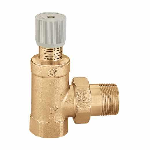 519 - Regulacijski diferencialni by-pass ventil