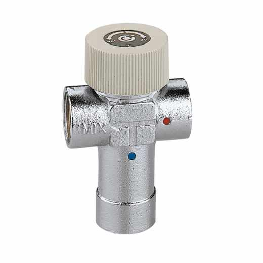 520 - Adjustable thermostatic mixing valve