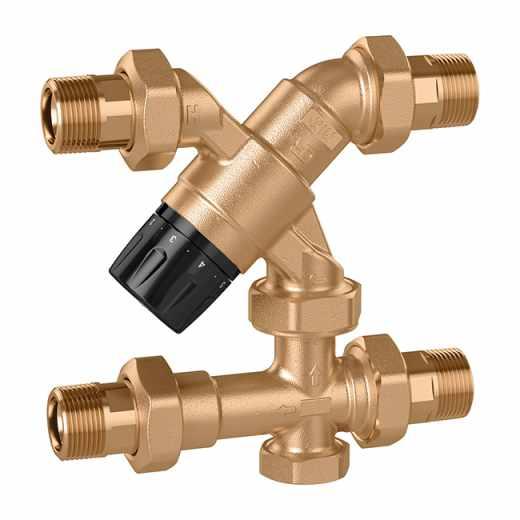 5201 - Grupo de controlo da temperatura da água quente sanitária