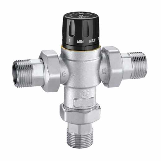 5219 - Tempering adjustable valve with knob