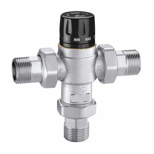 5219 - Misturadora termostática regulável com função de fecho térmico
