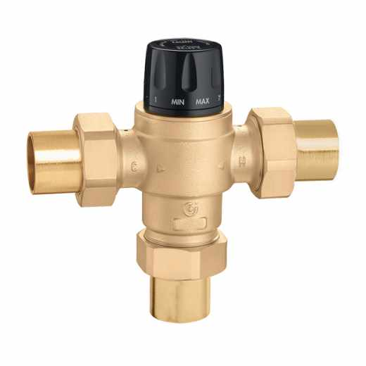 5231 - MixCal+™ High Flow Thermostatic Mixing Valve (sweat, press)
