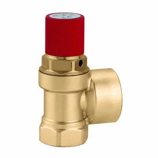 530 - Sigurnosni ventil. Priključci Ž-Ž