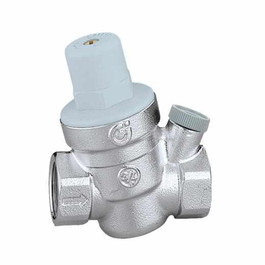 5334 - Poševni regulatorji tlaka, s priključkom za manometer