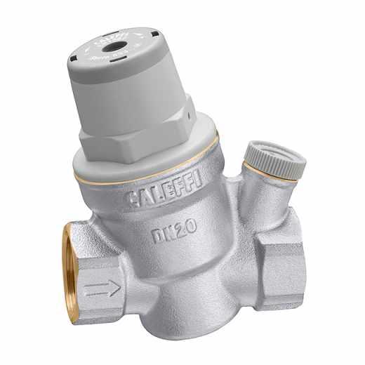 5334..H - Kosi reducir pritiska, sa priključkom za manometar.  Za visoke temperature