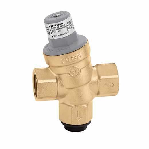 5335 - Tripotni poševni regulator tlaka