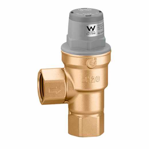 5335..H - Dvopotni poševni regulator tlaka