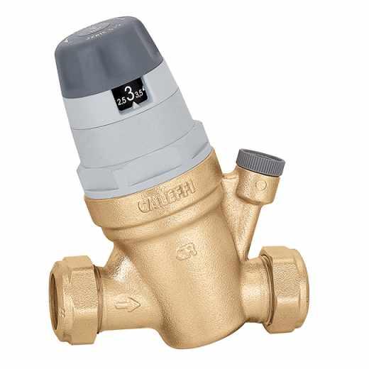 5350 - Valvul për reduktim presioni me tapë të zëvendësueshme