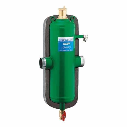 546 - DISCALDIRT® - Odstranjivač vazduha – odvajač nečistoće. Spajanje na cevovod zavarivanjem