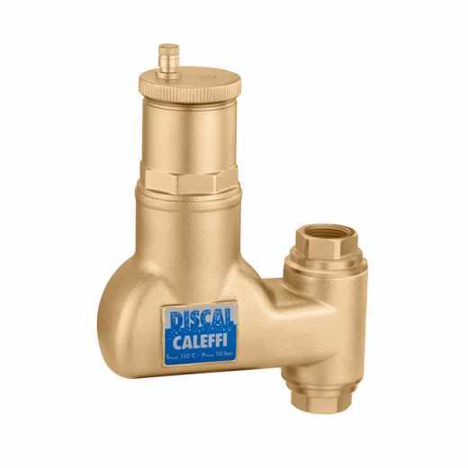 551 - DISCAL® - Luchtafscheiders voor verticale leidingen