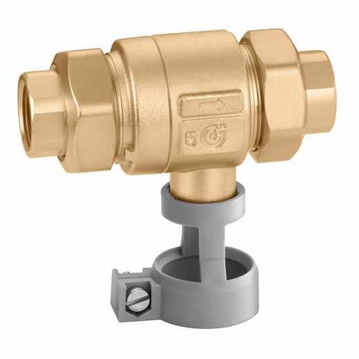 573 - Устройство без възможност за тестване, за предотвратяване на обратен поток със зони с различно налягане