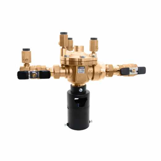 "574 - Backflow Preventer (low lead, ¾"" F NPT)"