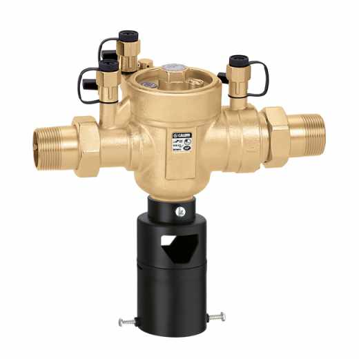 """574 - Desconector de zona de pressão reduzida controlável 1"""" e 1/4"""". Tipo BA."""