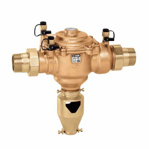 "574 - Controllable, reduced pressure zone backflow preventer. 1 1/2"" - 2"". BA type"