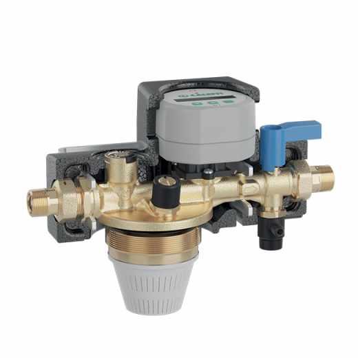 580 - Grupo automático de tratamento de água