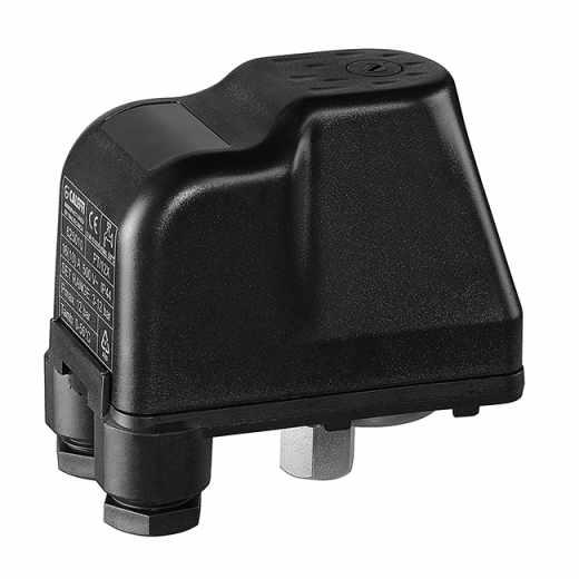 625 - Tlačno stikalo za sisteme za dvig tlaka v vodovodnih sistemih