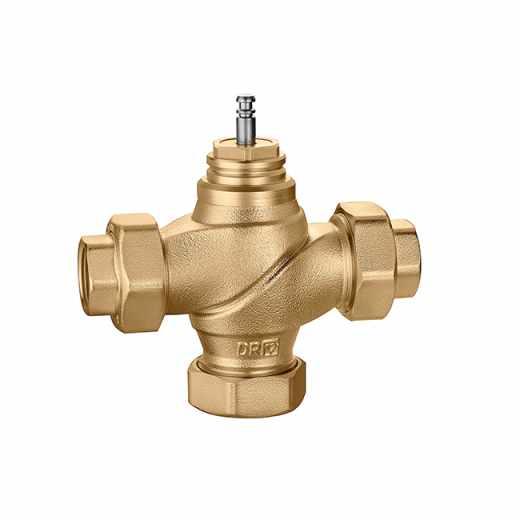 636 - Two-way regulating globe valve, threaded