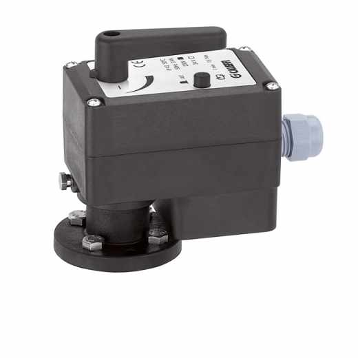 "6370 - Actuator for mixing valves from 3/4"" to 1 1/2"" with auxiliary microswitch. Boiler inlet on the RH connection"