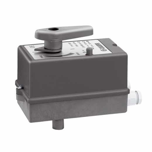 "6370 - Servomotor para válvulas misturadoras de 2"" a 5"". Com micro-interruptor auxiliar"