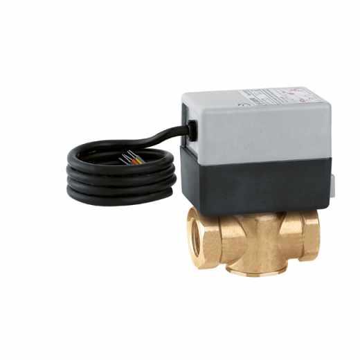 642 Z-ONE - Z-ONE™. Elektromotorni dvopotni conski ventil