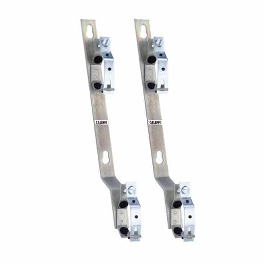 658 - Pair of brackets for use with boxes