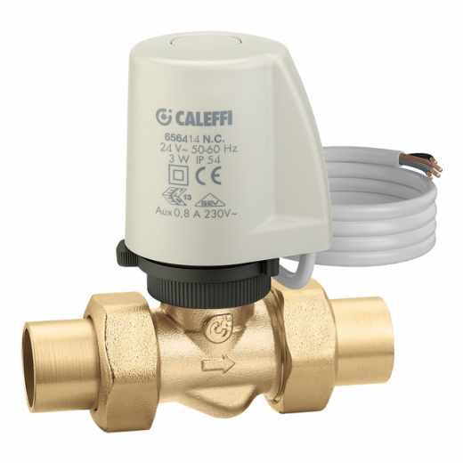 6763 - Two-way Thermo-electric Zone Valve