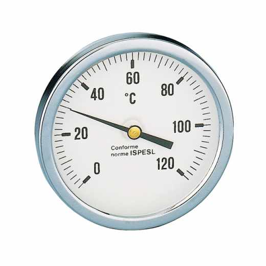 "688 - Termometer, priključek centrični 1/2"""