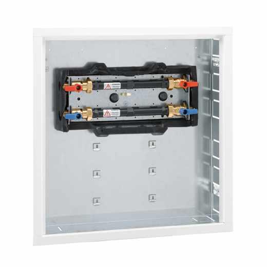 7001 - Recessed box PLURIMOD CLIMA