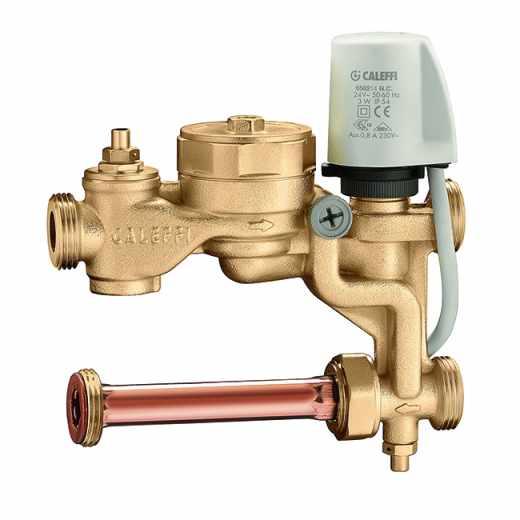 7002 - Module hydraulique PLURIMOD EASY avec prédisposition comptage