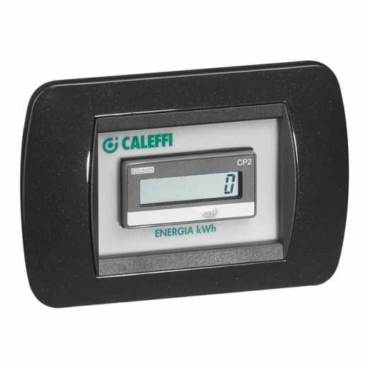 7558 - Totalizzatore digitale a distanza di energia
