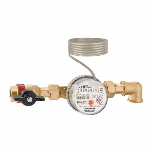 7943 - Stacco acqua sanitaria
