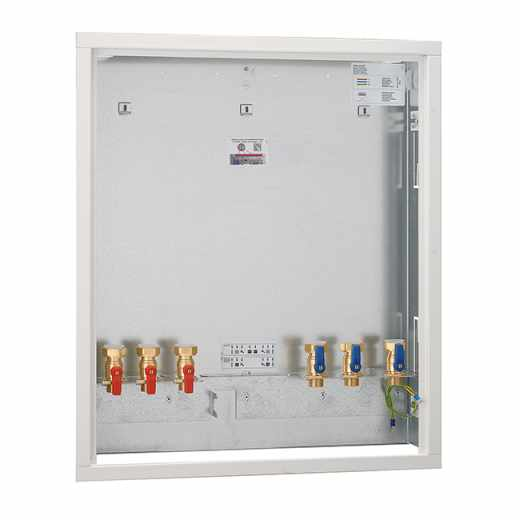 7949 - Recessed mounting wall box for SATK50