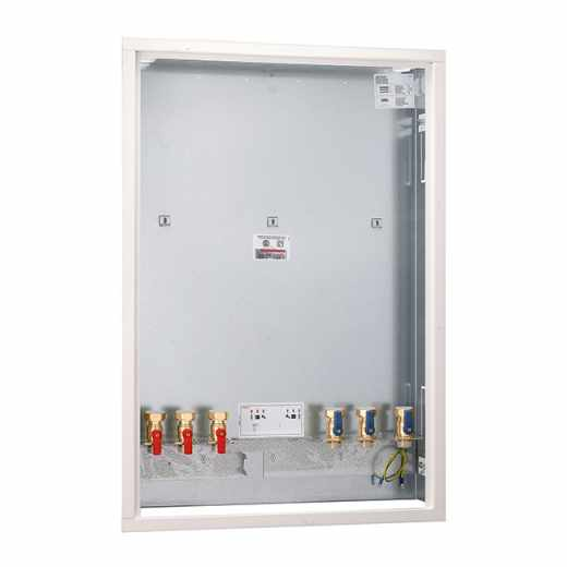 7949 - Recessed mounting wall box for SATK60