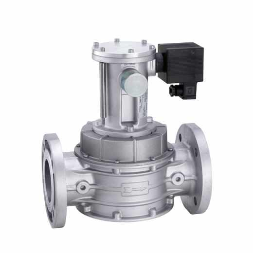 837 - Elektromagnetni ventil za gas, normalno zatvoren
